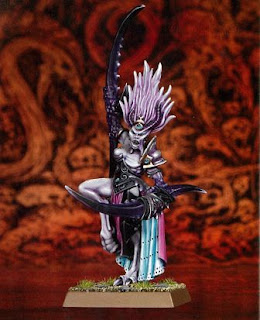 Chaos Daemons Herald of Slaanesh