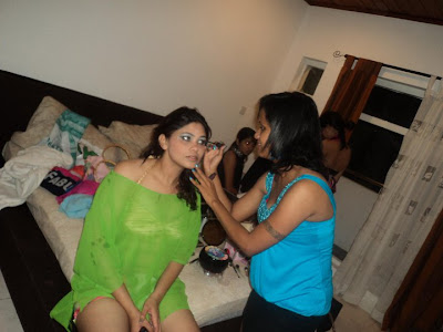 Top SL Make-up Artist Gayani Batz