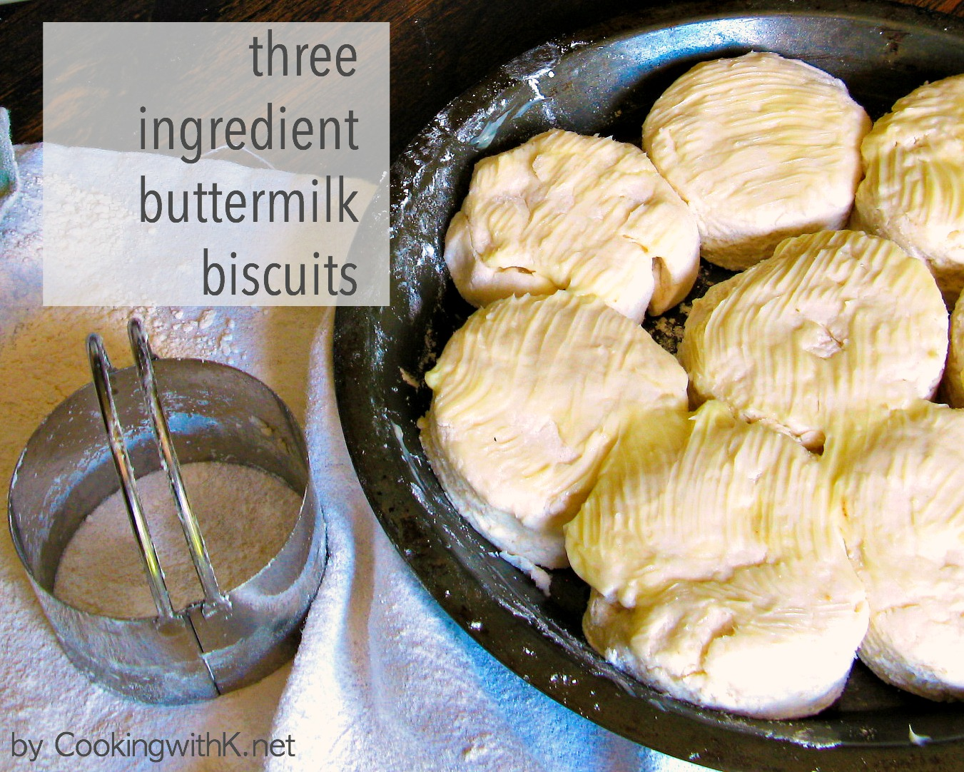 ... Search of the Best Biscuits...and Buttermilk Biscuit variation recipes
