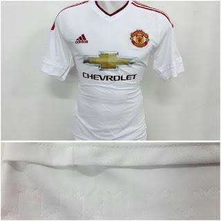gambar detail baju MU away Adidas Kostum Manchester United away terbaru musim depan 2015/2016 di enkosa sport toko online baju bola terpercaya