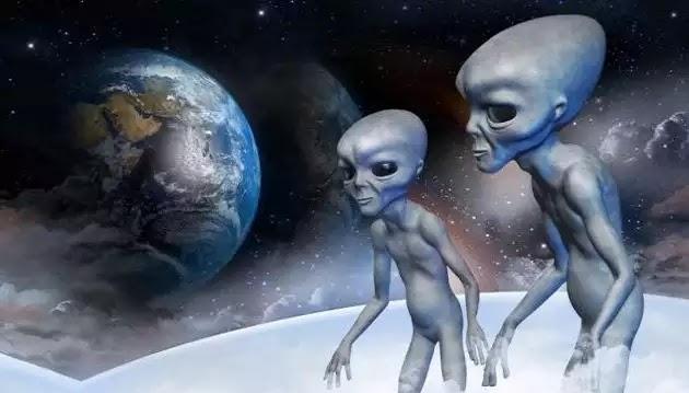 Μέντιουμ πρώην συνεργάτης της CIA: Οι εξωγήινοι έρχονται στη Γη για ανεφοδιασμό