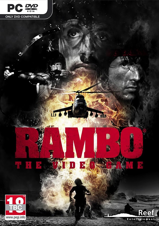 Rambo The Video Game Reloaded x4