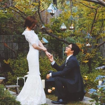 Bae Yong-joon Dan Park Soo-jin Dah Kahwin