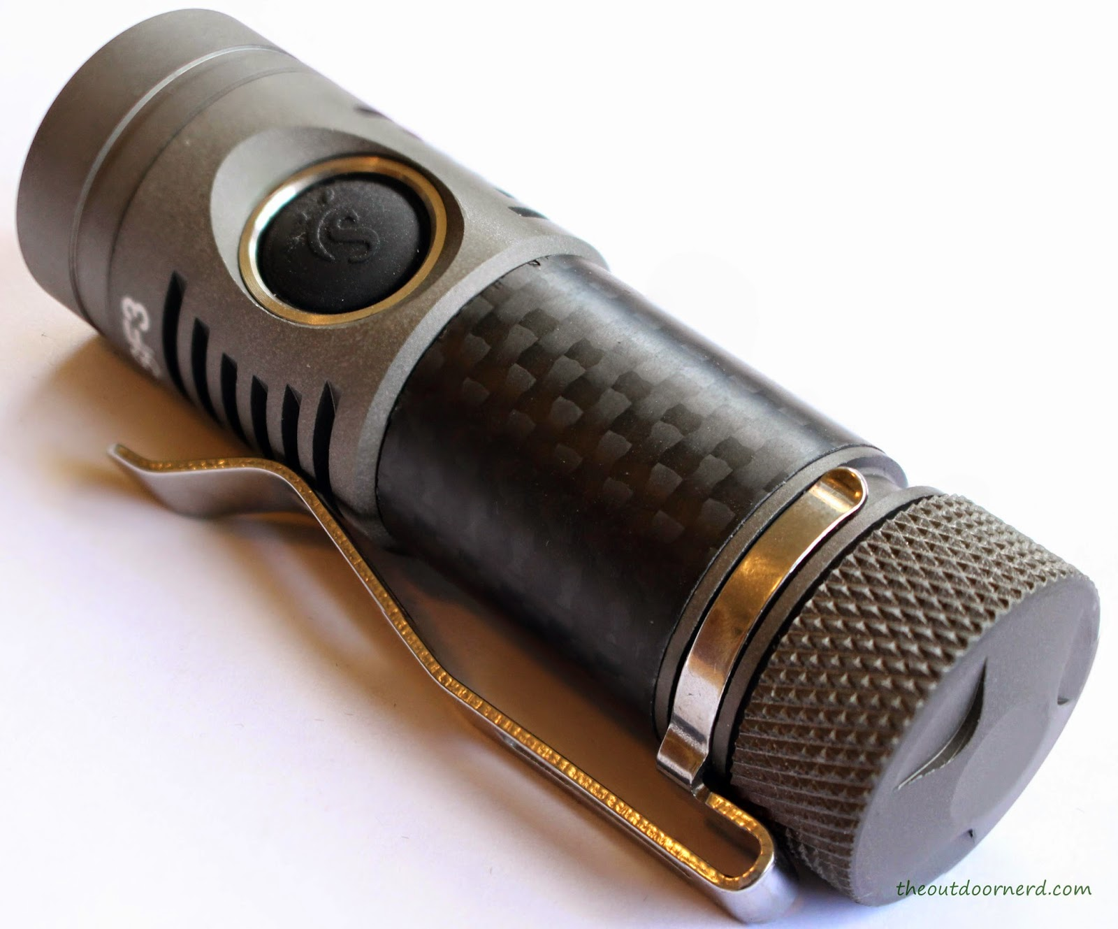 Spark SF3 1xCR123A Flashlight Product View 3