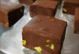 Avocado Irish Cream Fudge