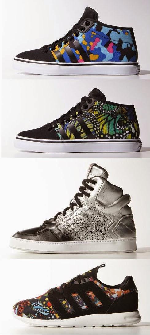 zapatilla adidas originals adria low sleek blanca