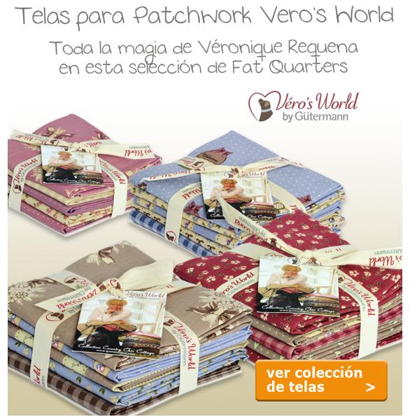 Patchwork en casa patchwork with love telas v ronique - Patchwork en casa ...