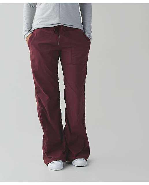 lululemon wine-berry-studio-pant