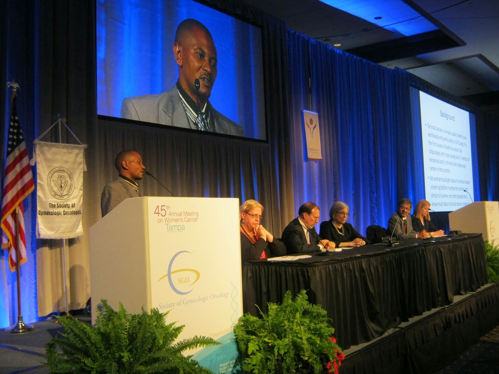 2014 SGO Annual Meeting in Tampa/FL-USA