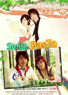 Phim Nụ Cười Tình Yêu-Smile Pasta