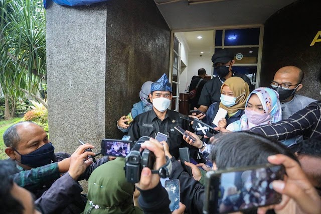 Disiplin Verikiasi, PTMT Di Kota Bandung Berjalan Lancar