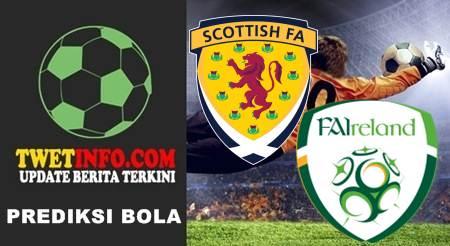 Prediksi Scotland U19 vs Rep Ireland U19, EURO