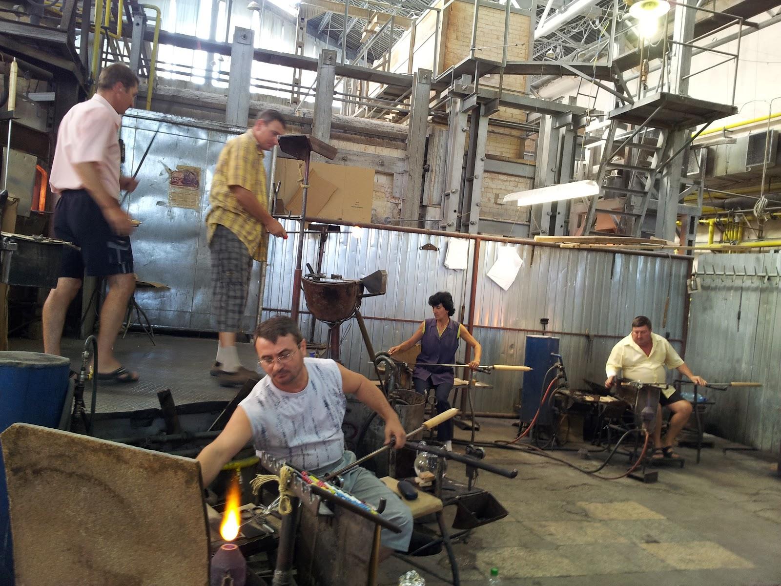 Fabrica De Sticla