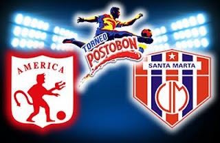 América de Cali vs Unión Magdalena – Final Torneo Postobon