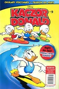 Najnowszy numer <i>Kaczora Donalda</i>