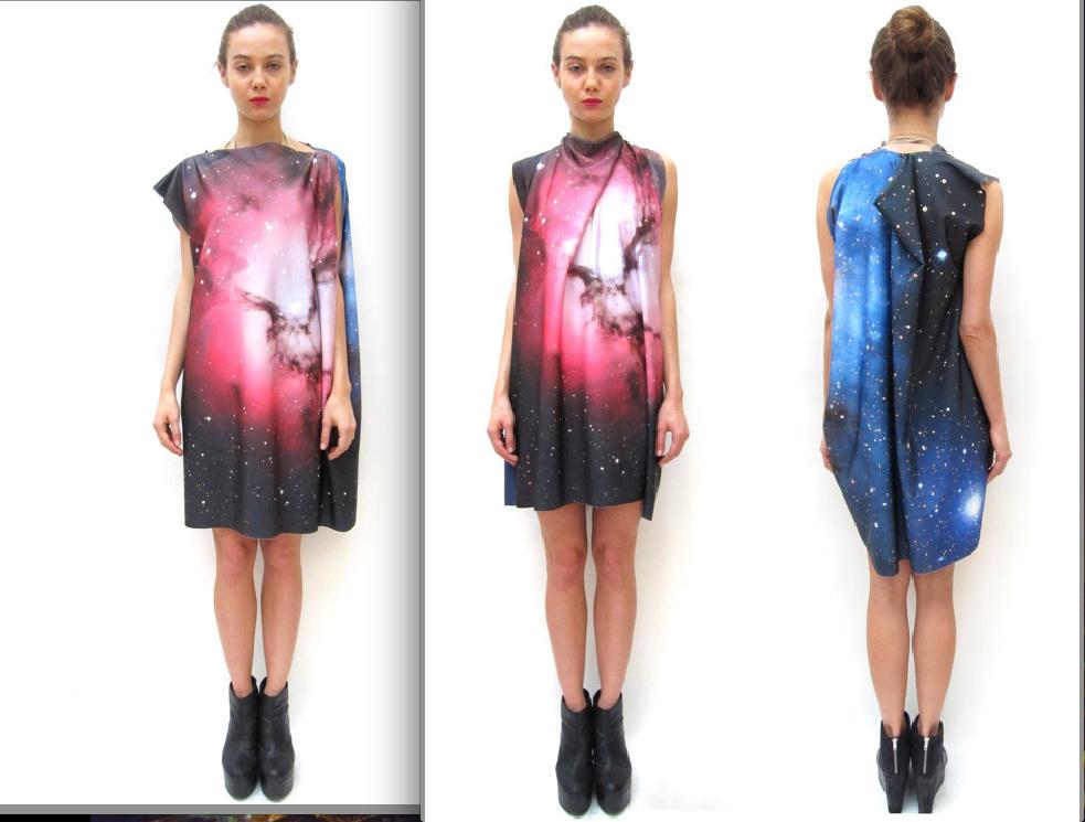 nebula dress - photo #19