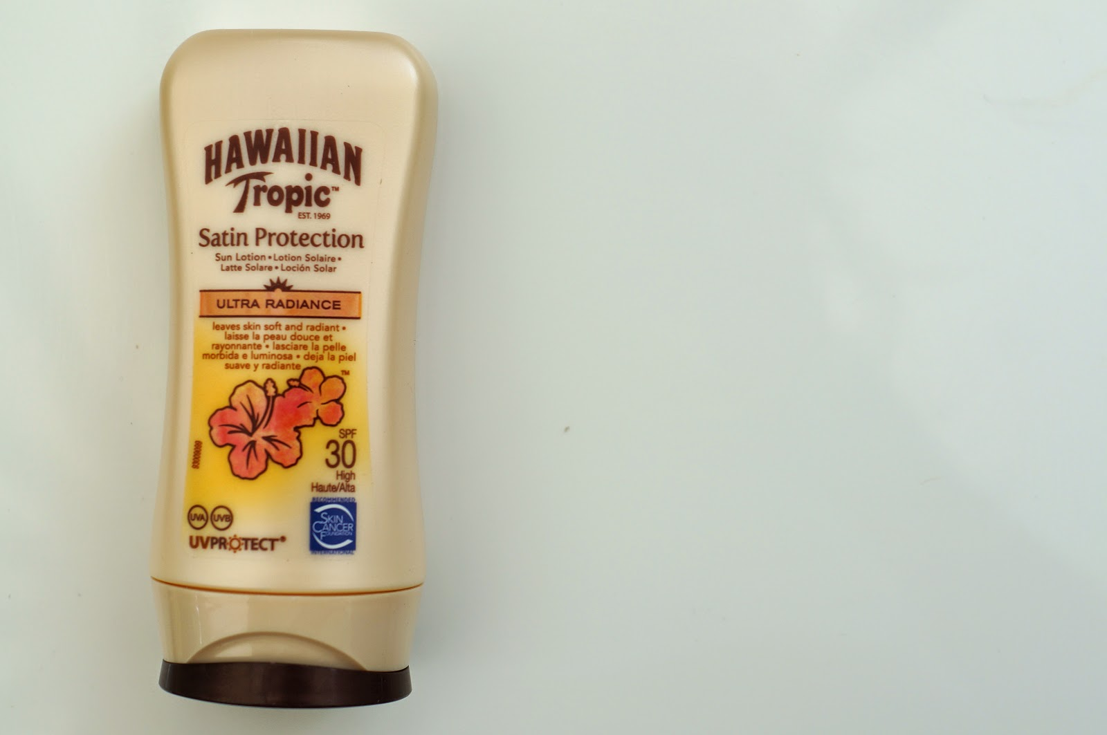 Hawaiian Tropic Satin Protection Ultra Radiance Sun Lotion SPF 30