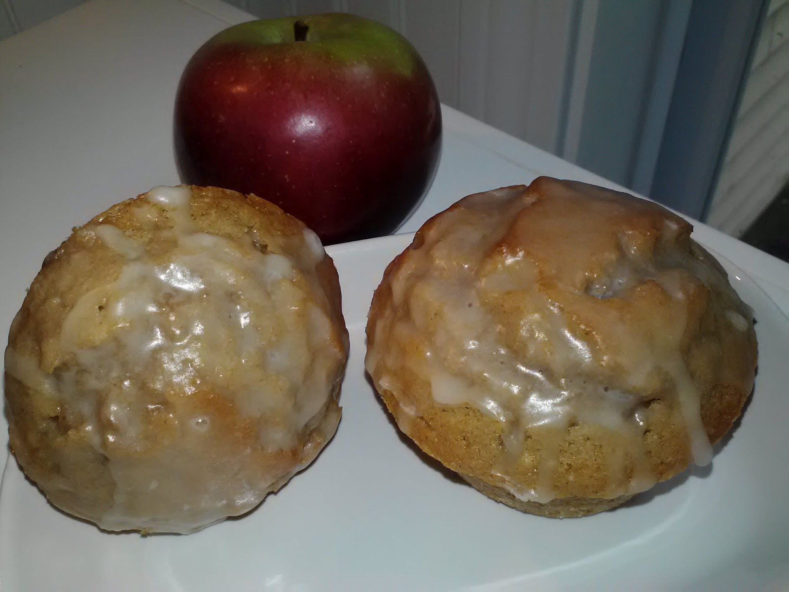 Secrets from the Cookie Princess: Apple Fritter Muffins