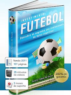 E-book: Investimento Futebol