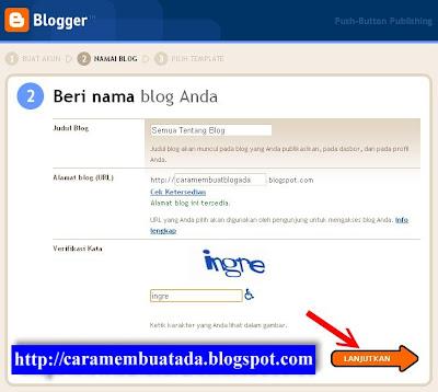 nama blog