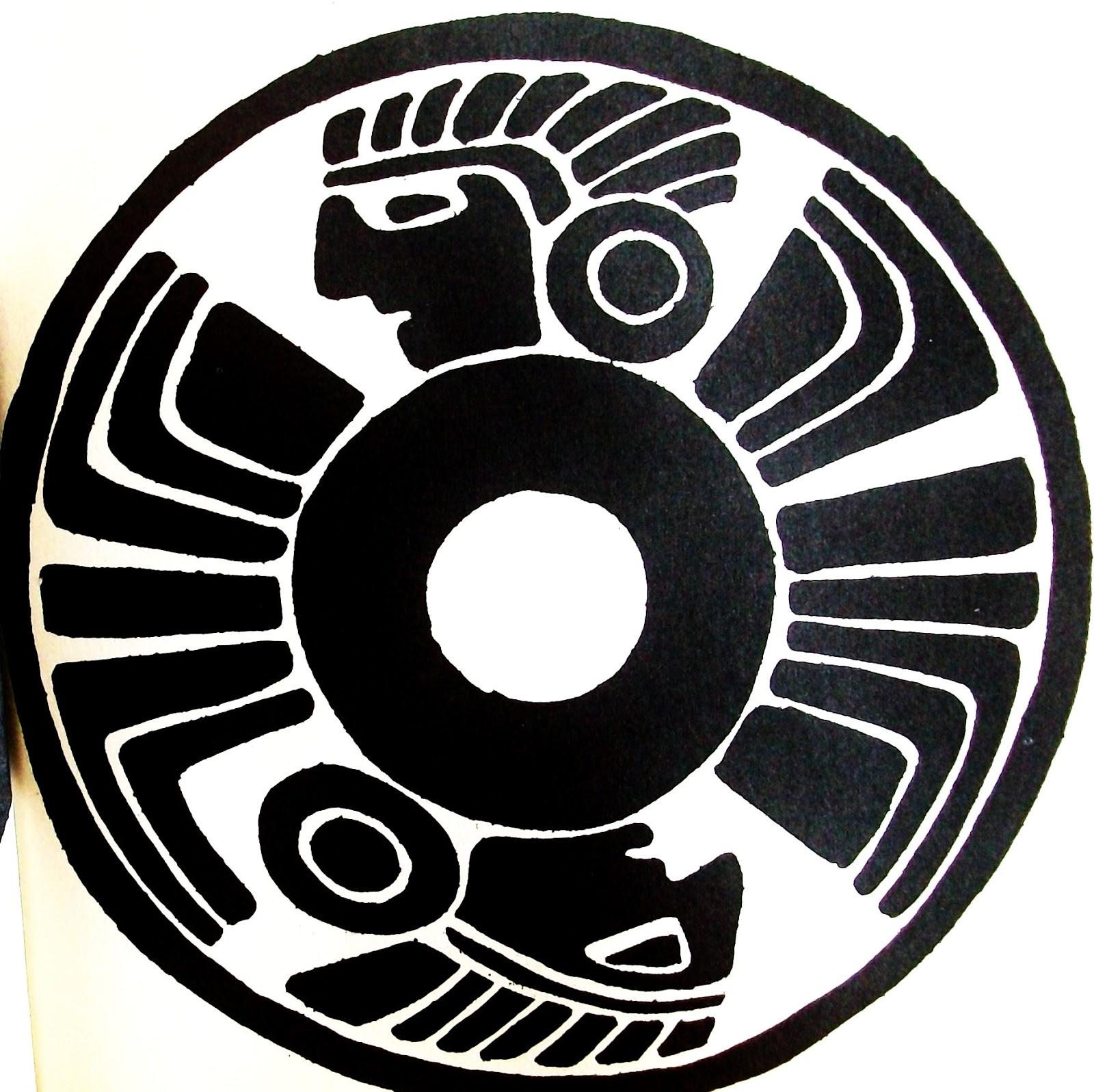 diseños de escudos de guerreros del méxico precolombino