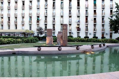 Spomenik poginulim braniteljima - Peščenica