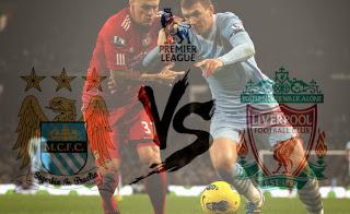 Manchester Citu vs Liverpool