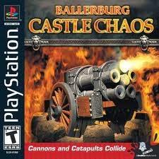 Ballerburg - Castle Chaos - PS1 - ISOs Download