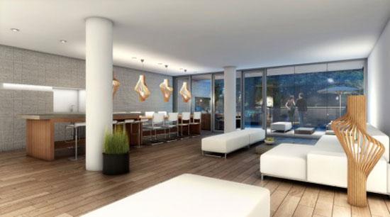 Las amazonas y nosotros el edificio de m ltiples for Disenos de apartamentos