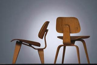 Silla Plywood. Eames