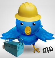Twitter worker bird image