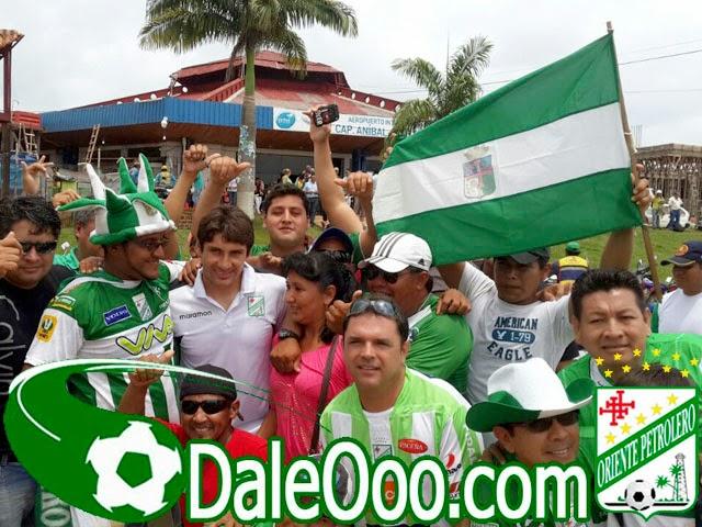 Oriente Petrolero - Cobija - Pando - Ronald Raldes - DaleOoo.com página del Club Oriente Petrolero