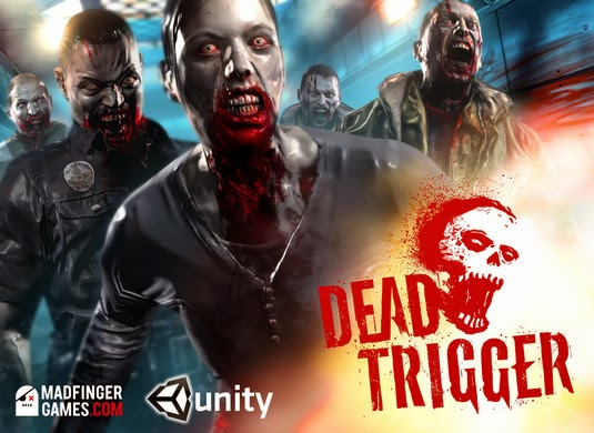 DEAD TRIGGER 1.8.5 MOD APK