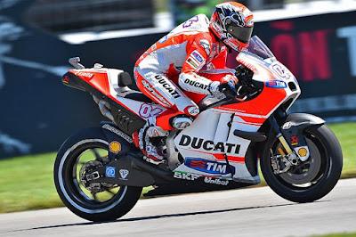 Hati-hati, Dovi Klaim GP15 Bakal Menggila di Race Indianapolis Nanti