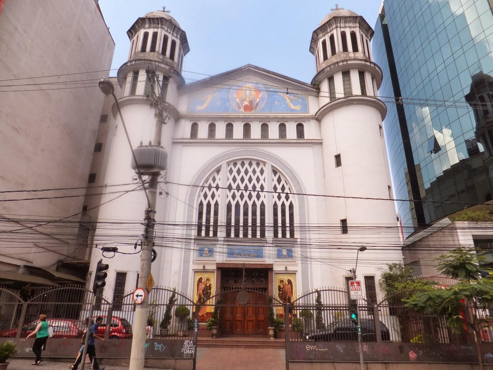 Kabelwirrwarr . | São Paulo Impressionen
