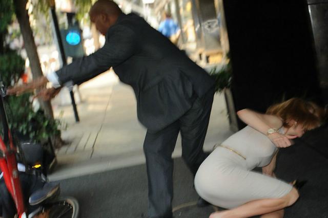 La caída de Nicole Kidman