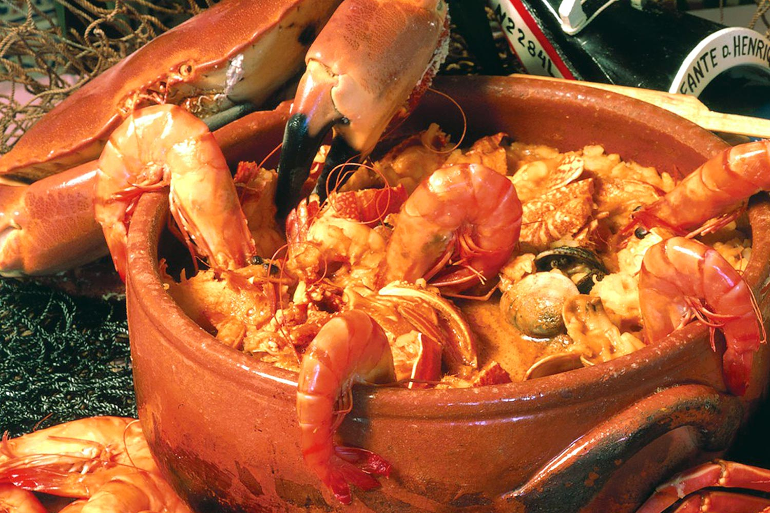 The 7 wonders of portugal cuisine are part 2 aromas for Cuisine portugaise