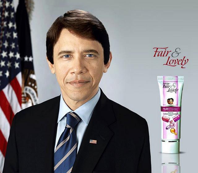 Imagine President Barack Obama Was White!