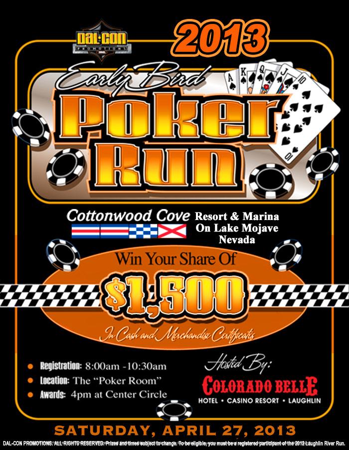 Amc poker run 2013