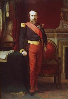 Napoleón III de Francia primer presidente de la República Francesa