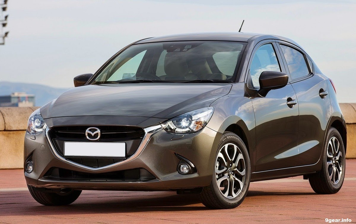 2015 mazda 2 skyactiv g 1 5 90ps and 115ps car reviews new car pictures for 2018 2019. Black Bedroom Furniture Sets. Home Design Ideas