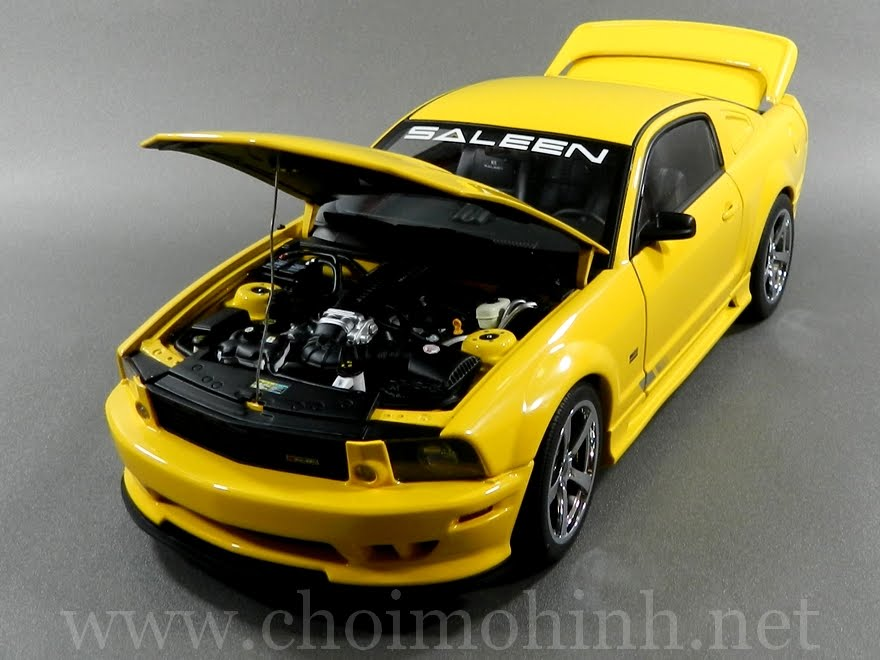 Ford Saleen Mustang S281 1:18 AUTOart front