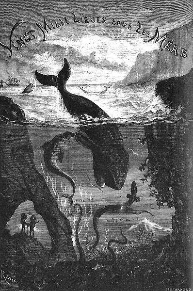 jules verne twenty thousand leagues under the sea titlepiece