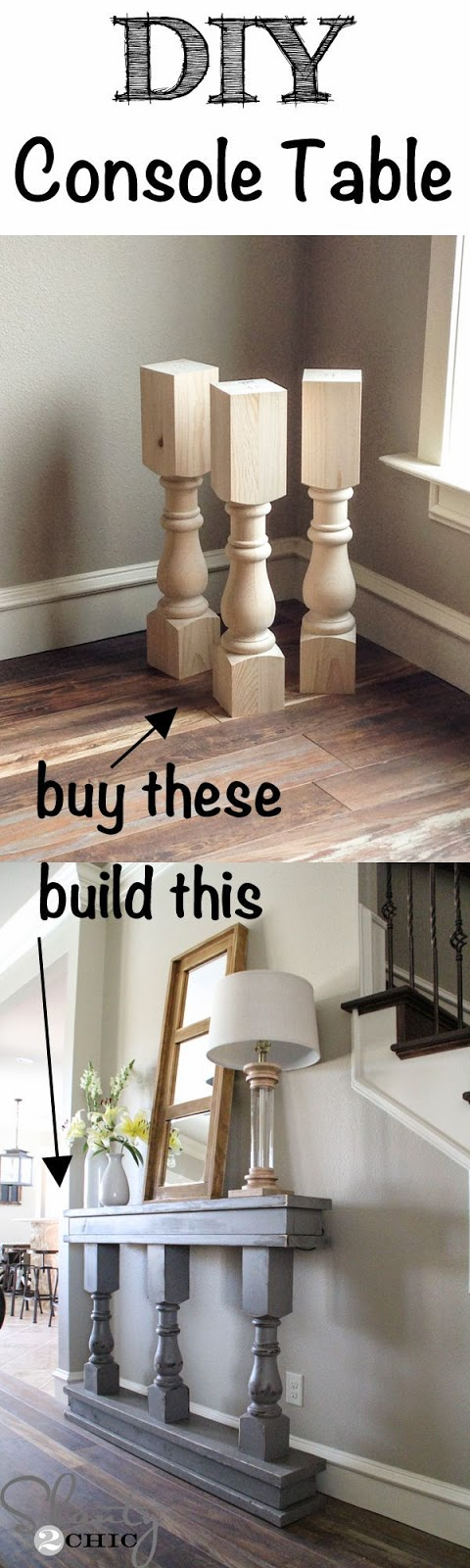 http://www.shanty-2-chic.com/2014/04/diy-console-table.html