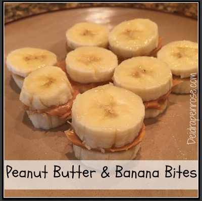 Deidra Penrose, healthy kids snacks, healthy kids recipes, strong kid quotes, healthy mom quotes, find your strength quotes, kids inspiration quotes, healthy tips kids, clean eating tips, fitness motivation, top beachbody coach PA, banana recipes, peanut butter and banana recipe kids