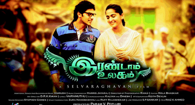 Watch Irandam Ulagam (2013) Tamil DVDScr Untouched Full Movie Watch Online For Free Download