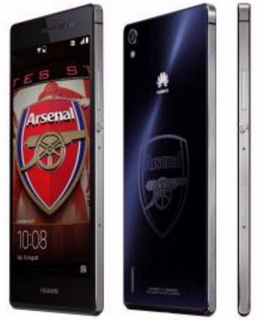 Huawei Ascend P7 Arsenal Edition Android Phone Rp‎ 5.9 Jutaan