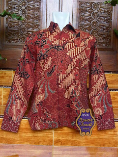Foto Baju Batik Tulis Danar Hadi