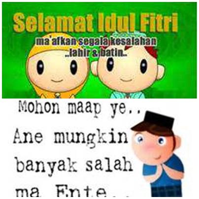 Lebaran Idul Fitri Tahun 2013