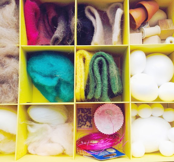 Felting Materials | Lady Lucas